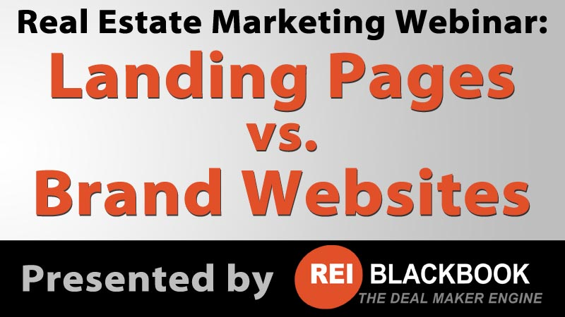 Landing Page Landing Pages vs